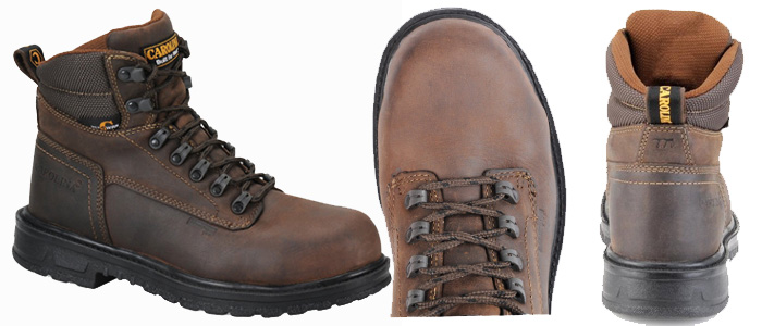 Handmade Hiking Boots - Carolina Men's Hiking Boots