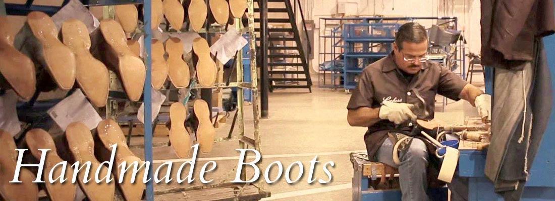 Making Handmade Boots