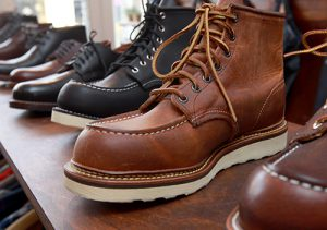 Handmade Fashion Work Boots
