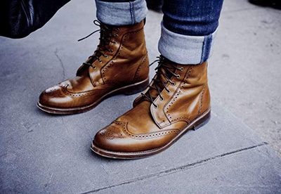 Men's Fashion Work Boots