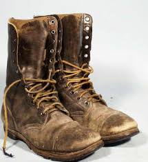 Handmade Work Boots - Combat Boots Used As Work Boots