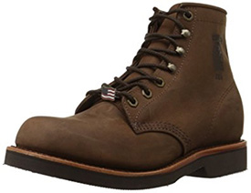 "The Best Men's Work Boots - Chippewa Men's 6"" Lace Up Work Boot"
