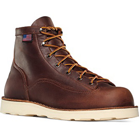 "The Best Men's Work Boots - Danner Men's Bull Run 6"" Work Boot"