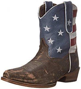 Women's American Beauty Roper Boot