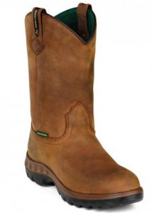 The Best Men's Work Boots - The Hogan Work Boot from John Deere
