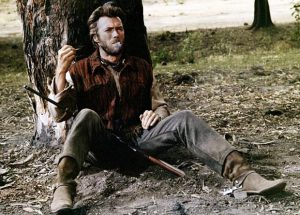 Clint Eastwood in Cowboy Boots
