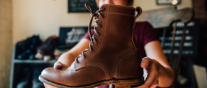 The Best Men's Work Boots - Handmade Work Boots