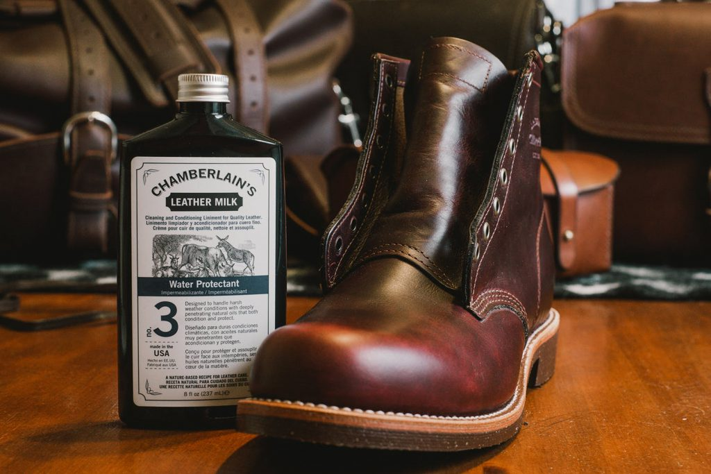 Leather Boot Care - Conditioners and Treatments for your leather boots