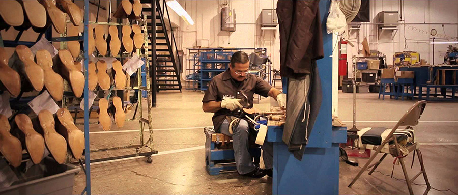 Making Lucchese Handmade Cowboy Boots