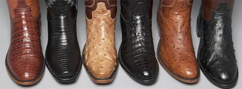 Tony Lama Boots Men - Assorted Signature Series
