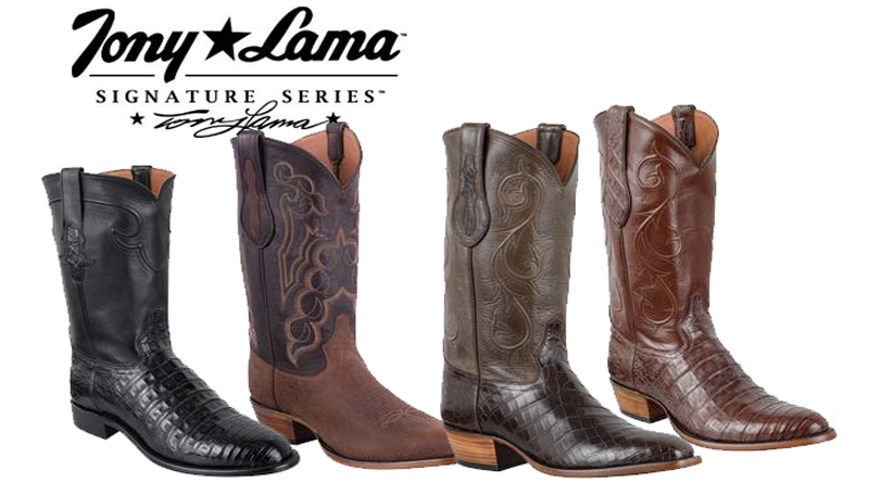 a09a55638c2 Tony Lama Cowboy Boots - They Don t Get Any More Famous Than A Pair Of Tony  Lamas!