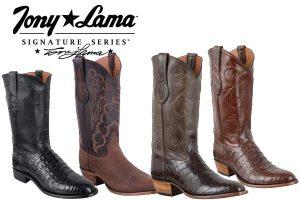 Tony Lama Handmade Cowboy Boots