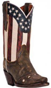 Dan Post Liberty Handmade Womens Cowboy Boots