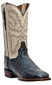 Dan Post Denver Alligator Skin Exotic Skin Cowboy Boots