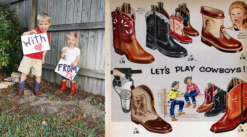 Boys Cowboy Boots Featured Image
