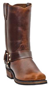 Dingo Dean Men's Biker Boots