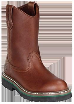 John Deere Gage - Childrens Cowboy Boots