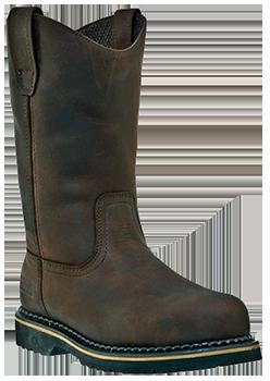 McRae Wellington (Safety Toe) - Mens Work Boot