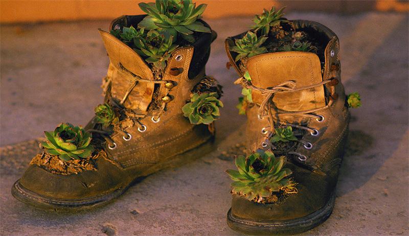 Handmade Men's Work Boots