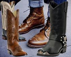 Men's Handmade Boots