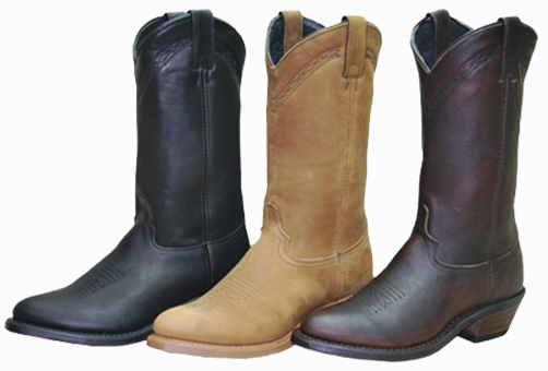 Outlet Boots Abilene James - Mens Cowboy Boots