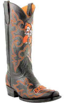 Fanatics Oklahoma State Cowboys Mens Original Embroidered Boots