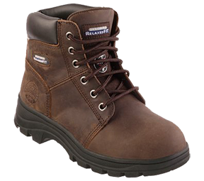 Skechers Womens Work Boot Relaxed Fit Workshire - Peril ST