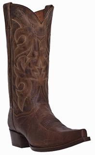 Dan Post Renegade S - Men's Cheap Handmade Cowboy Boots