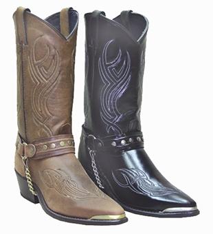 Sage Cole Men's Handmade Cowboy Boots
