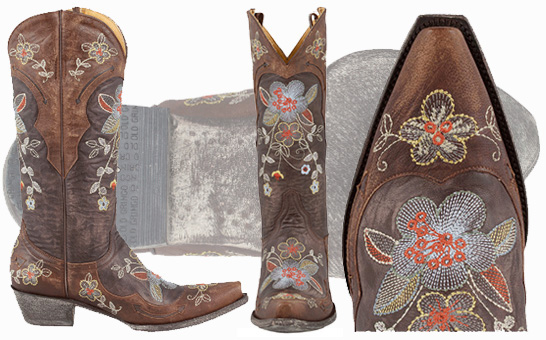 Best Women's Cowboy Boots - OLD GRINGO BONNIE BOOTS