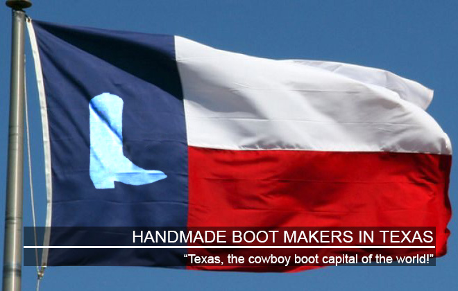 Handmade BootMakers In Texas Featured