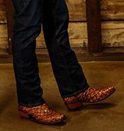 Pirarucu Boots Sale - Pirarucu Cowboy Boots With Jeans