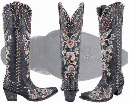 Sexy Cowgirl Boots - RHINESTONE COWBOY BOOTS BY DOUBLE D RANCH