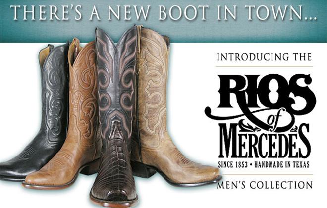 Top 10 Cowboy Boot Brands - Rios Of Mercedes Boots