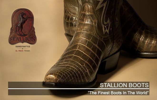 Top 10 Cowboy Boot Brands - Stallion Boots