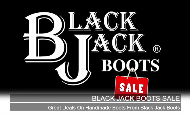 Black Jack Boots Sale - Featured Image