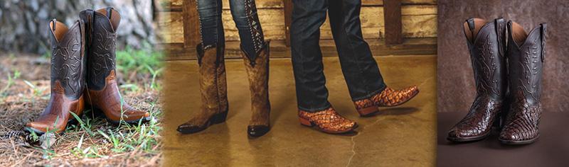 Black Jack Cowboy Boots - Assorted Boots