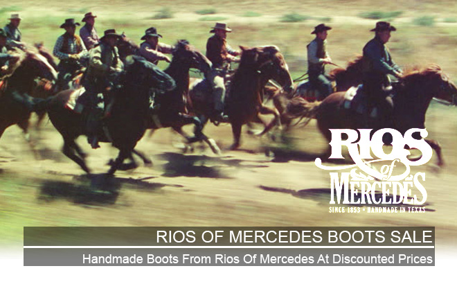 Rios Mercedes Boots Sale - Featured Image