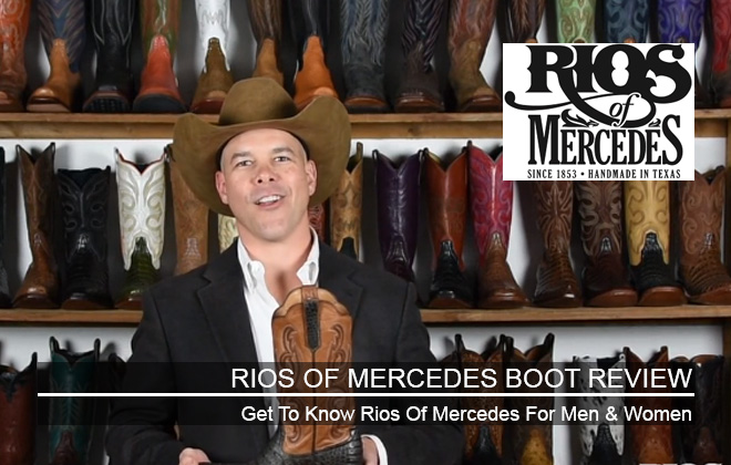 Rios Of Mercedes Boot Review - Featured Cowboy Boots