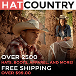 Hat Country Cowboy Hats & Western Wear!