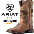 Ariat Cowboy Boots on Amazon - Great Prices!